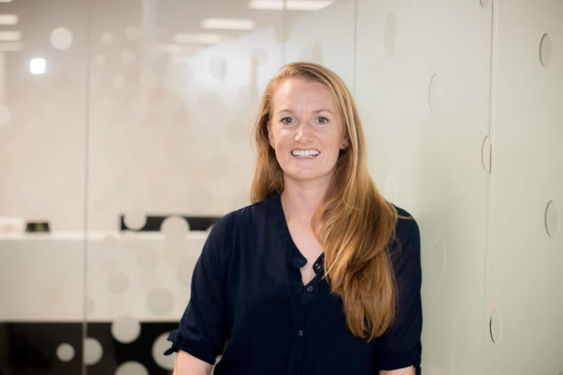 Stephanie Jones, pelvic health physiotherapist