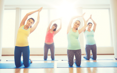Recommended guidelines for exercise in pregnancy