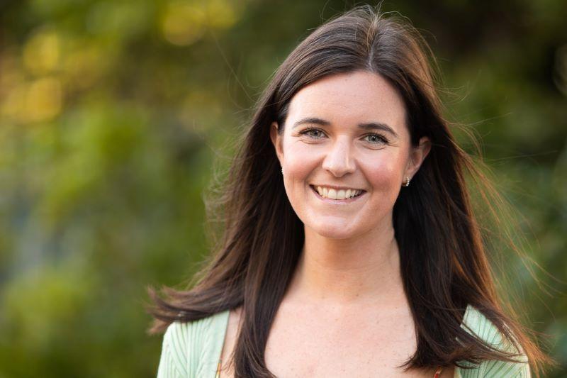 Kate Freeman, pelvic health physiotherapist